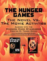 The Hunger Games Novel vs. the Movie Teaching Pack