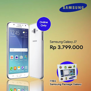 Samsung Galaxy J7 Bonus Package Galaxy