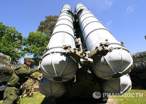 Rakiety S-300PS rozmieszczono w obwodzie kaliningradzkim