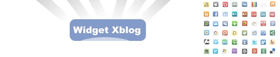 Widget Xblog - Widget para Blog e Site.