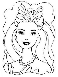 Desenhos da Barbie