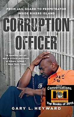 CORRUPTION OFFICER by Gary Heyward