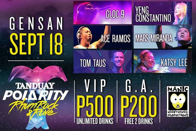 Tanduay Polarity in Gensan