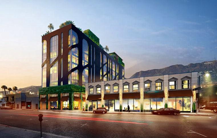 Building Los Angeles: Hollywood's Dream Hotel Returns ...