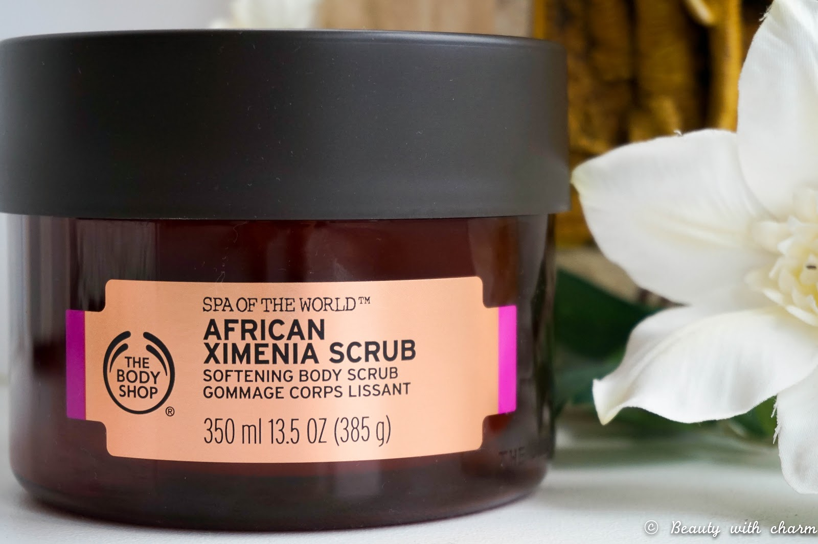 The Body Shop Spa Of The World, African Ximenia Scrub
