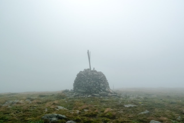 mount bogong summit cairn