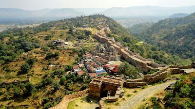 Gran Muralla Kumbhalgarh