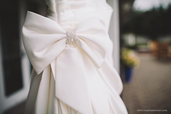 """wedding dress near the sea"""