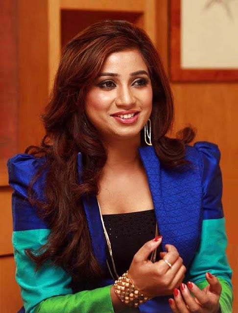 Beautiful Singer Shreya Ghoshal Wallpaper