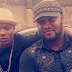 Have You Seen How Big Wizkid's Personal Bodyguard Is? [See Photos]