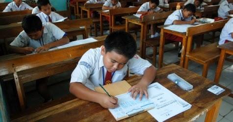 Kumpulan Soal Ujian Nasional Un Sd Mi 2015