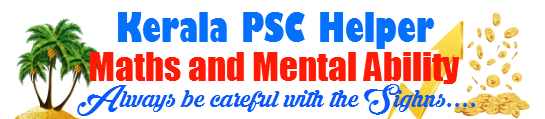 PSC Maths and Mental Ability