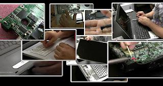 12 Kerusakan Hardware Laptop dan Cara Memperbaikinya