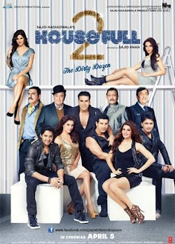 Ngôi Nhà Vui Vẻ 2 - Housefull 2 (2012) Poster