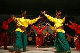 Tari randai kesenian tari dari Sumatera Barat