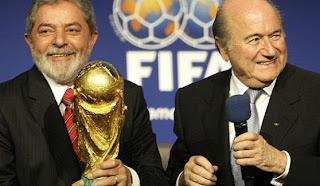 Fifa y Brasil peleados por el Mundial 2014