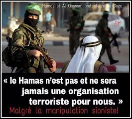 Questo blog sostiene Hamas e la Resistenza antimperialista palestinese