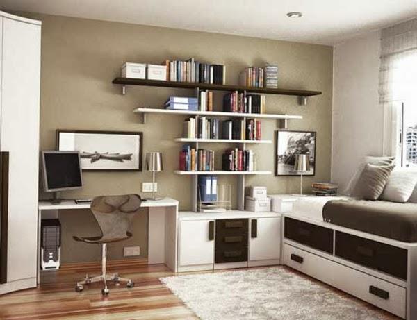 Decoración de dormitorios juveniles pequeños  Dormitorios colores y