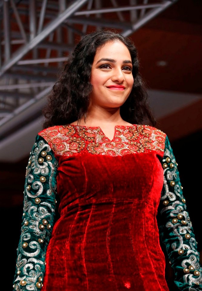 Nitya Menon at BPH Fashion Week Photos | South Corn