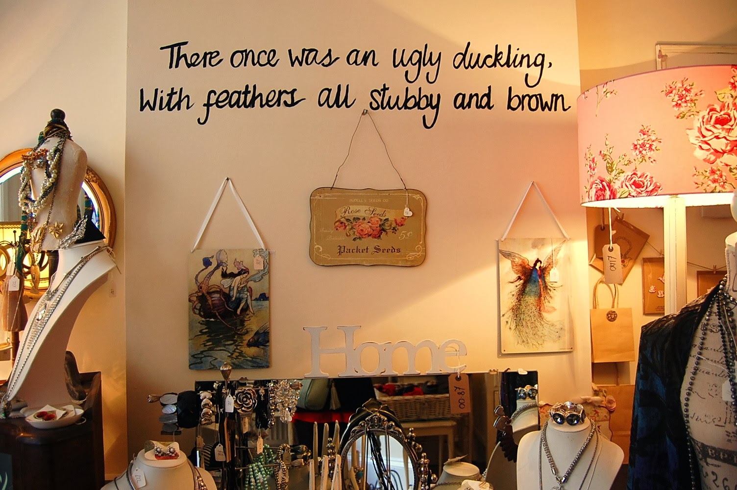 The Ugly Duckling, Vintage Furniture, Edinburgh