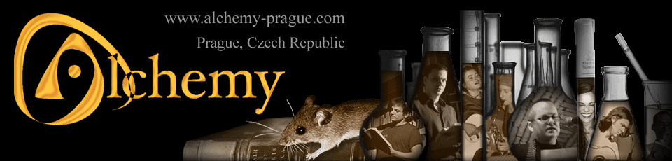 Alchemy Prague Reading and Performances Series