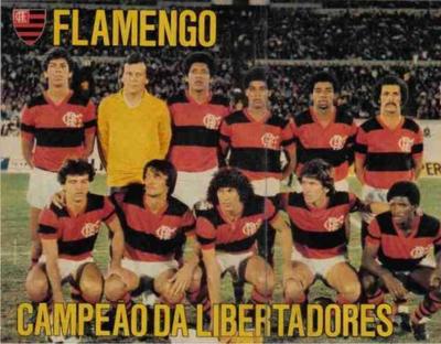 Flamengo - Libertadores 1981
