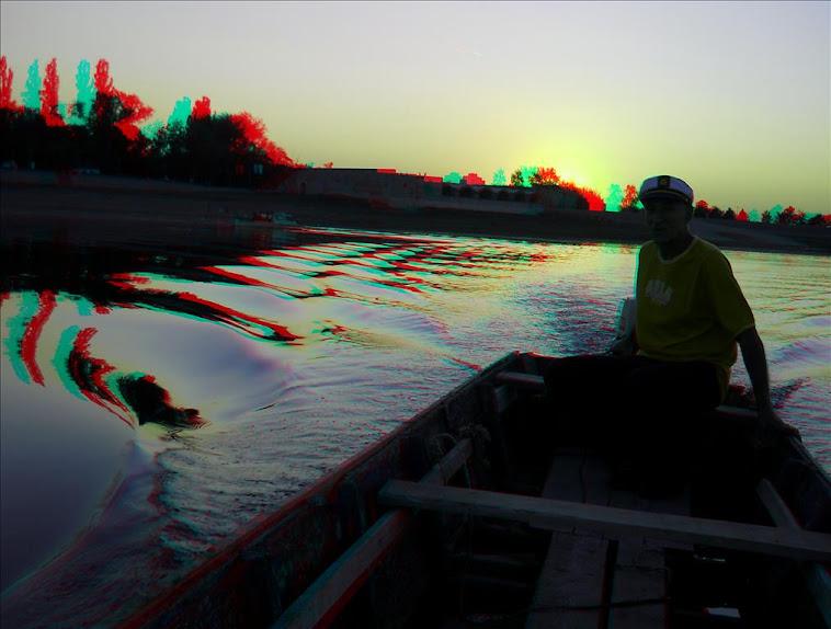 Na vodi u smiraj dana