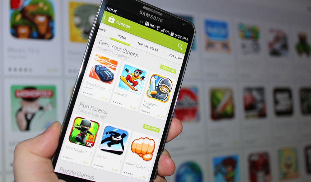 Google Play'de En iyi Android Oyunları 2015 Ücretsiz İndir