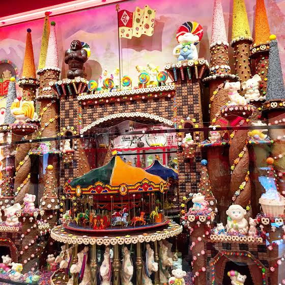 sarri's chocolate castle