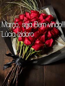 Março, seja bem-vindo!!!