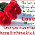 Birthday Wishes to Wife , Lover. husband | Romantic Birthday Wishes
