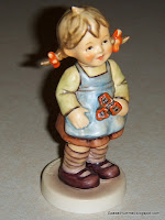 """Flower Girl"" Hummel #548"