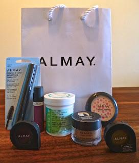 Spark Session Almay Gift Bag