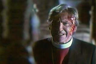 The Evil Clergyman, scena
