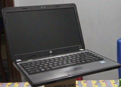 jual Laptop Gaming HP G4