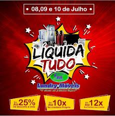 Liquida Tudo Landry Móveis nos dias 08, 09 e 10 de julho