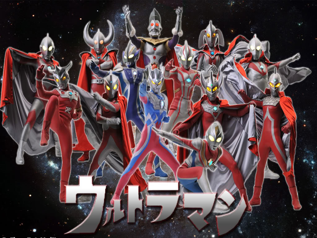 Click here to download Ultra Brothers WallpaperUltraman Mebius And Ultra Brothers
