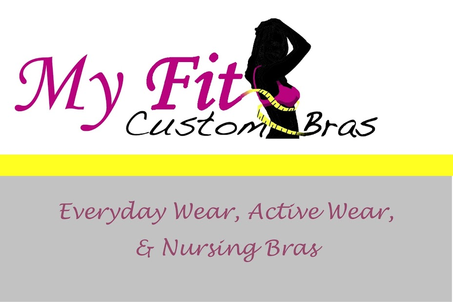 My Fit - Custom Bras