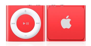 how to choose album on ipod shuffle