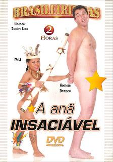 Brasileirinhas - A Anã Insaciável - DVDRip