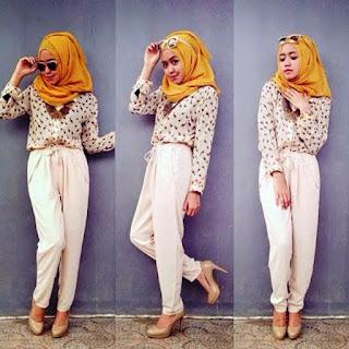 Baju Muslim Remaja Putri
