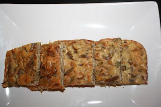 frittata di carciofi  dietetica