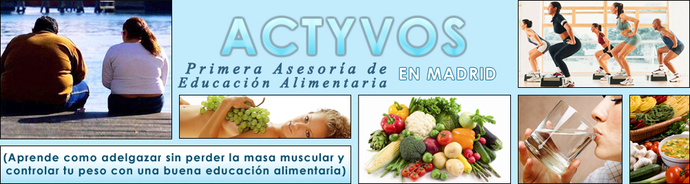 ACTYVOS - ASESORÍA DE EDUCACIÓN ALIMENTARIA Y NUTRICIONAL