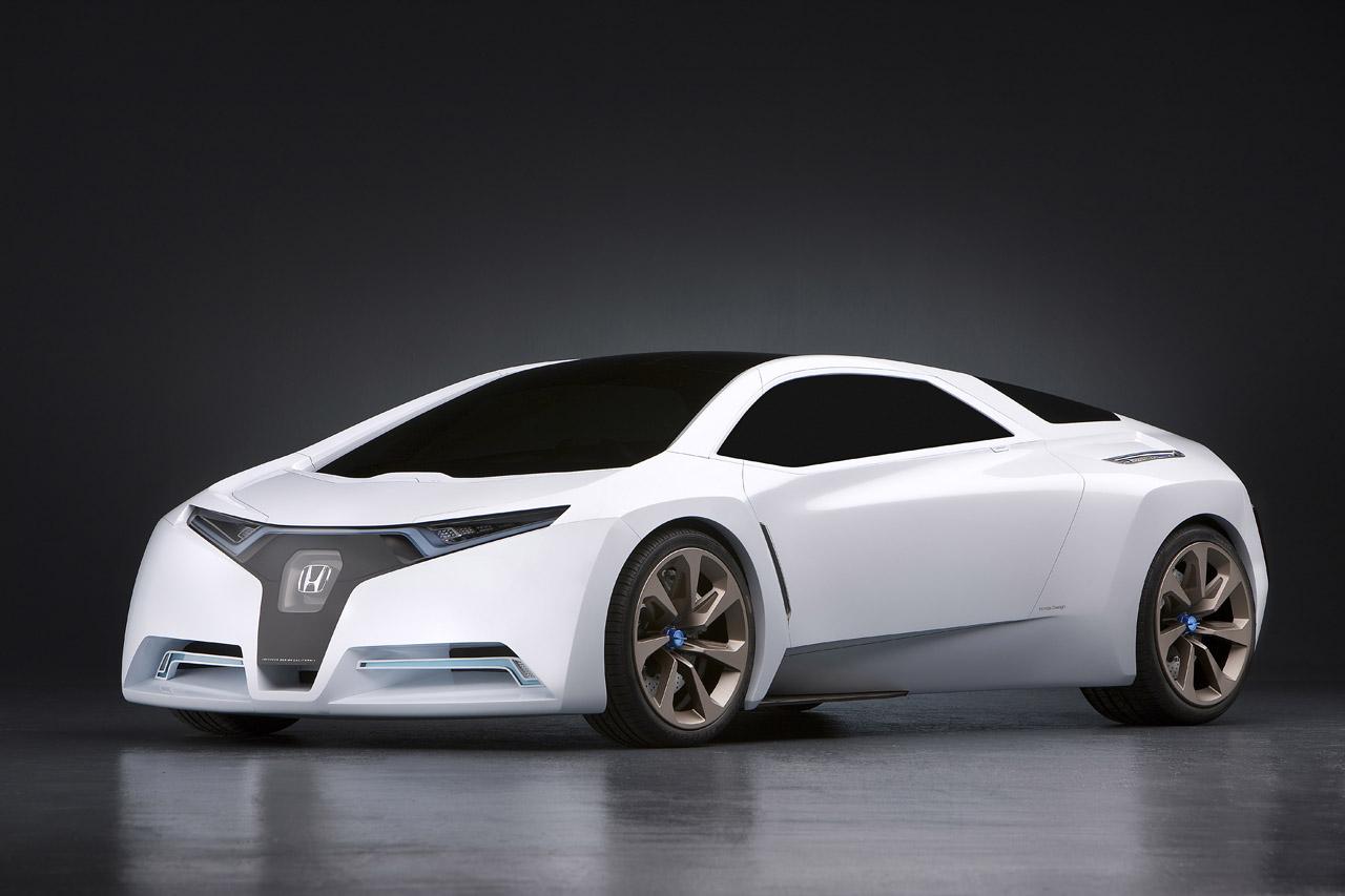 Maximum speed honda flying fuz o futuristic car concept for Future honda cars