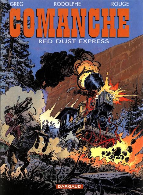 Nouveaux links: Comanche 15 tomes + HS (Série finie)