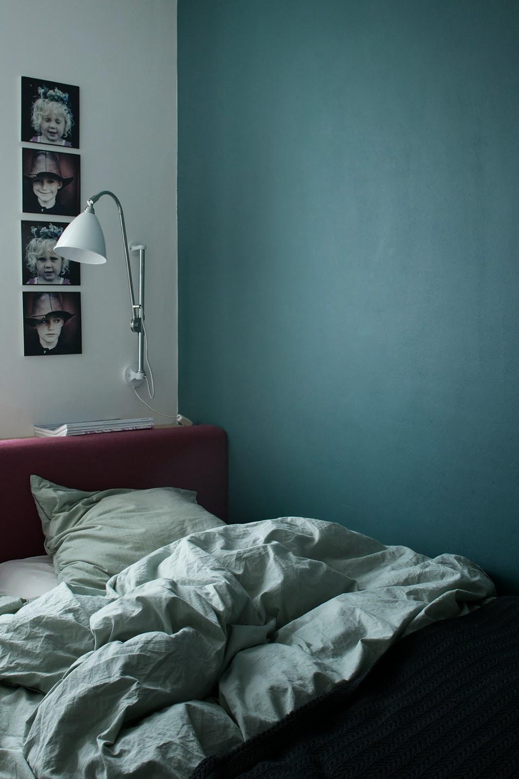 Hunch,: Det lille blå/ grønne rum