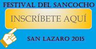 INSCRIPCION FESTIVAL DEL SANCOCHO