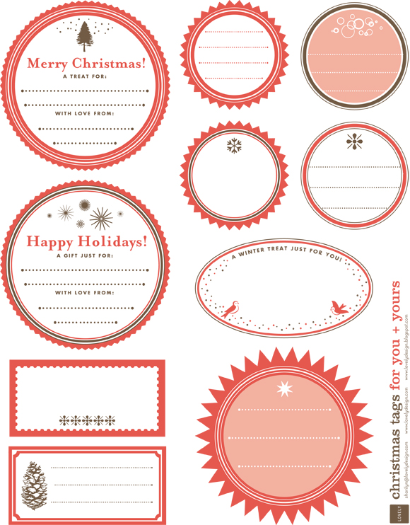 Ridiculous image intended for holiday tags printable