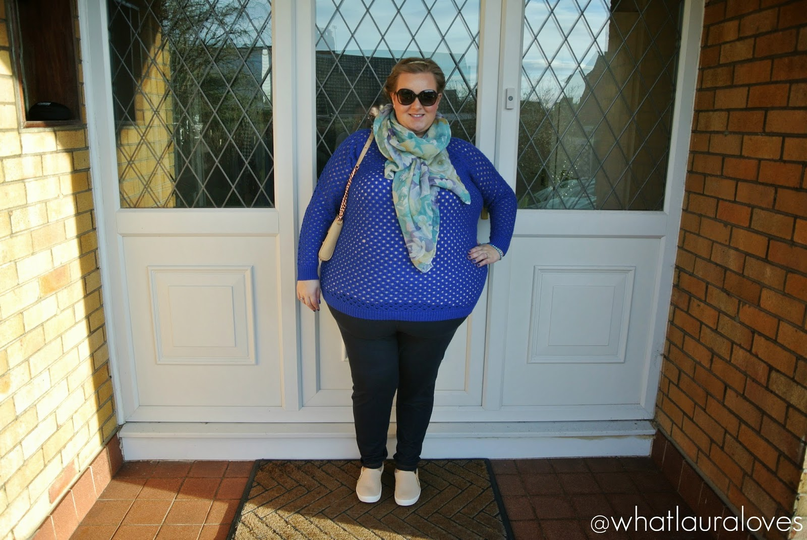 plus size fashion blogger from the uk