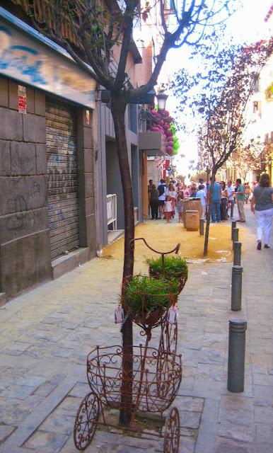 Bicicleta en la calle